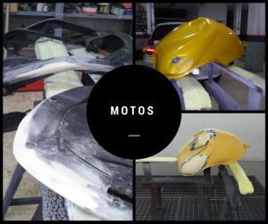 restauración moto yamaha