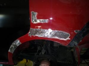 Reparación de daños Seat Leon